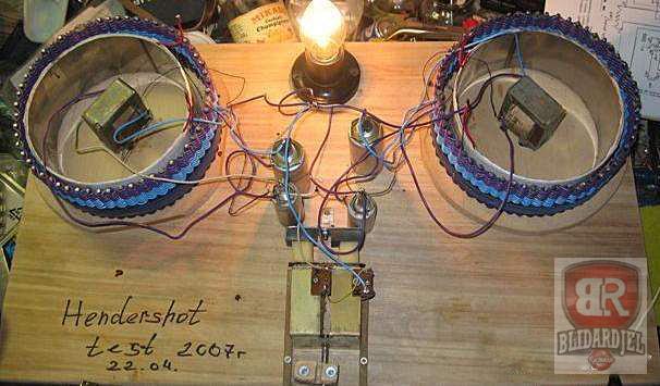 Электротехника своими руками