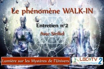 Le phénomène WALK-IN » Entretien n°2