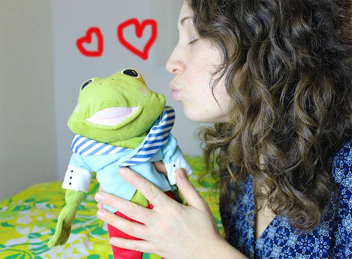 bisous-grenouille2